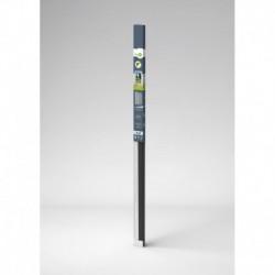 rám dveřní hliníkový 100x215cm, bílá easyLINE