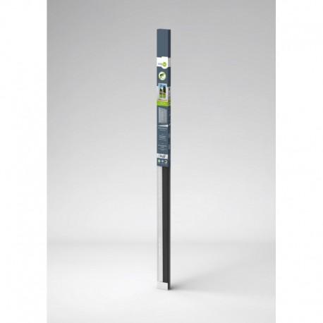 88-002-2310 Kompletní set - rám hliníkový dveřní + síť proti hmyzu 100x215cm, bílý rám