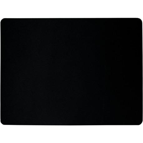 94-F1-8920 Podložka pod židli PCM hladká, s motivy - černá, 90x120cm, tvar O