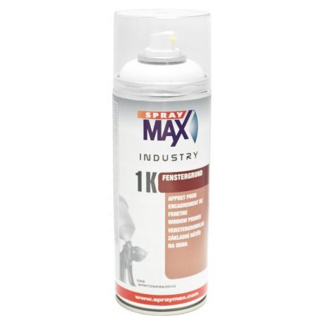 SprayMax základ na okna, bílá 400ml