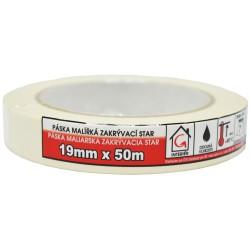 páska malíská zakrývací Star 19mm/50m
