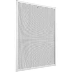 (VYP) rám hliníkový okenní, 80x100cm, hnědý - ilustrační foto, rozměry a barva odpovídá popisu.