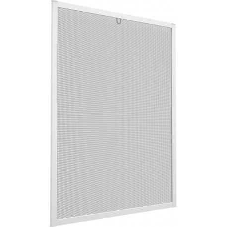 (VYP) rám hliníkový okenní, 100x120cm, hnědý - ilustrační foto, rozměry a barva odpovídá popisu.